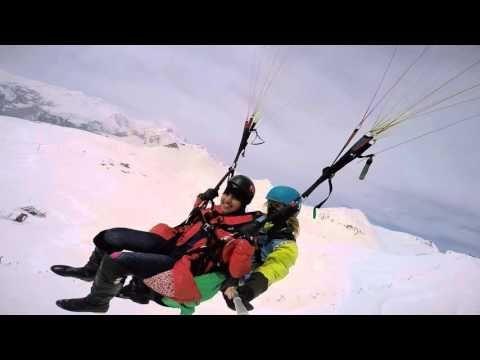 010537 gudauri paragliding полет гудаури skyatlantida com gadauriparagli...
