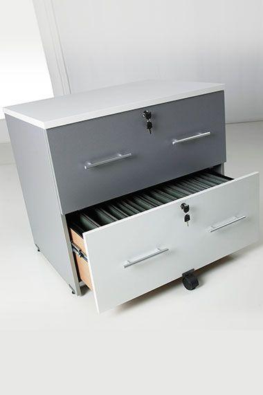 Porta files -- Características: Porta archivos colgantes de 73 cm. de altura y 84 cm. de ancho. Infórmate más sobre este mueble dándole clic a la imagen.