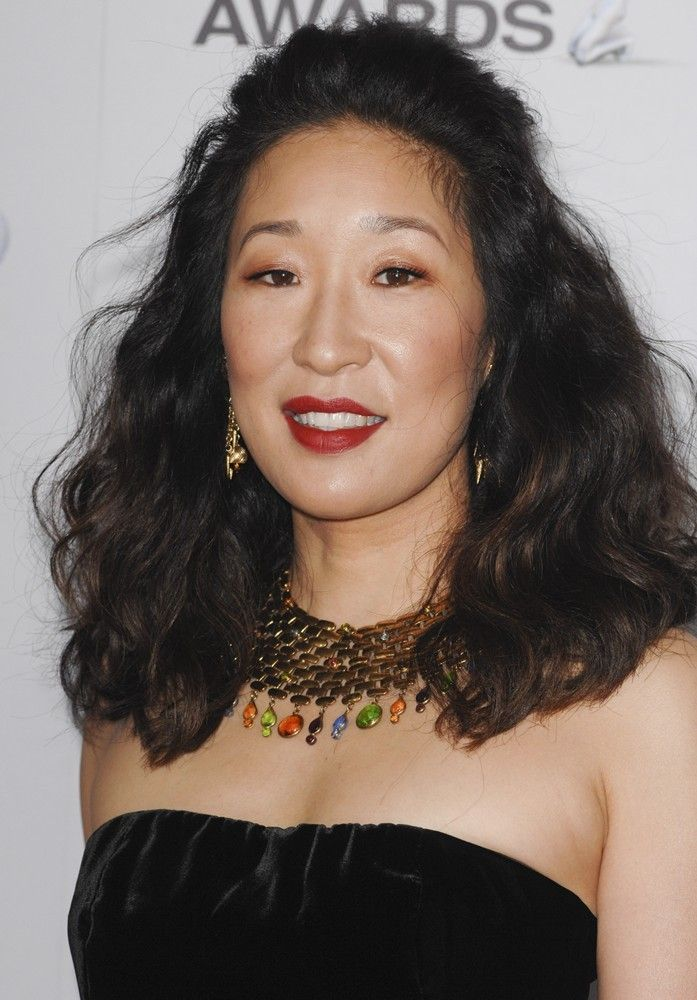 sandra oh married