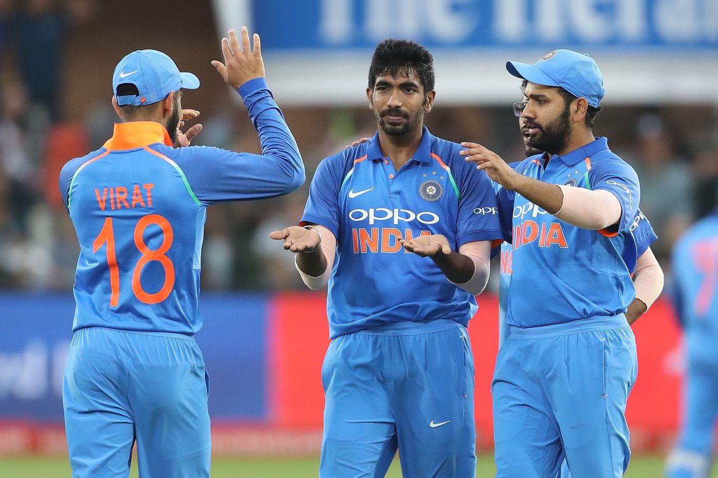 India Recall Jasprit Bumrah and Bhuvneshwar Kumar For Last