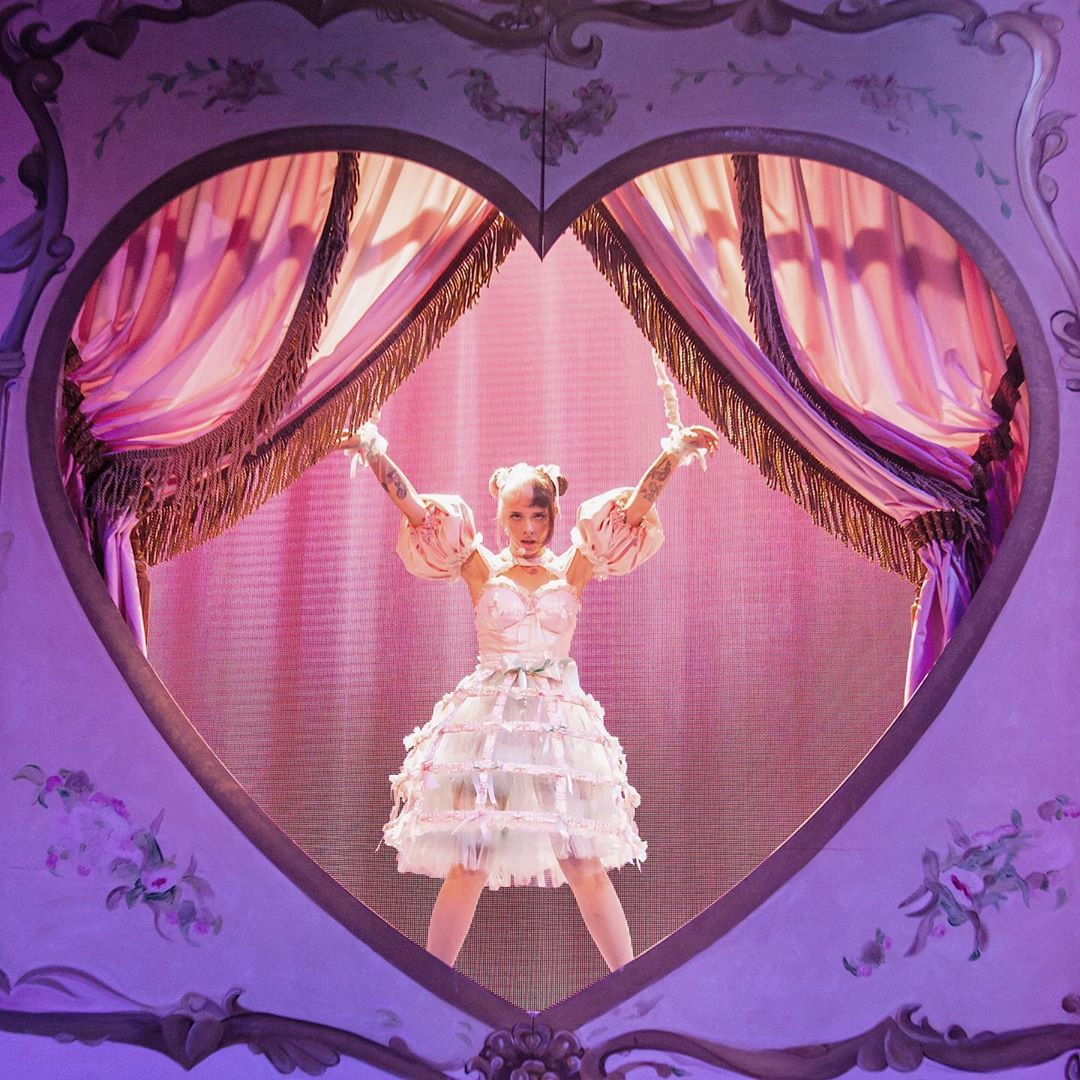 The K 12 Tour It S Been So Much Fun Bringing This Show To You All We Pulled Countless All Nighters To Pe Melanie Martinez Crybaby Melanie Martinez Melanie