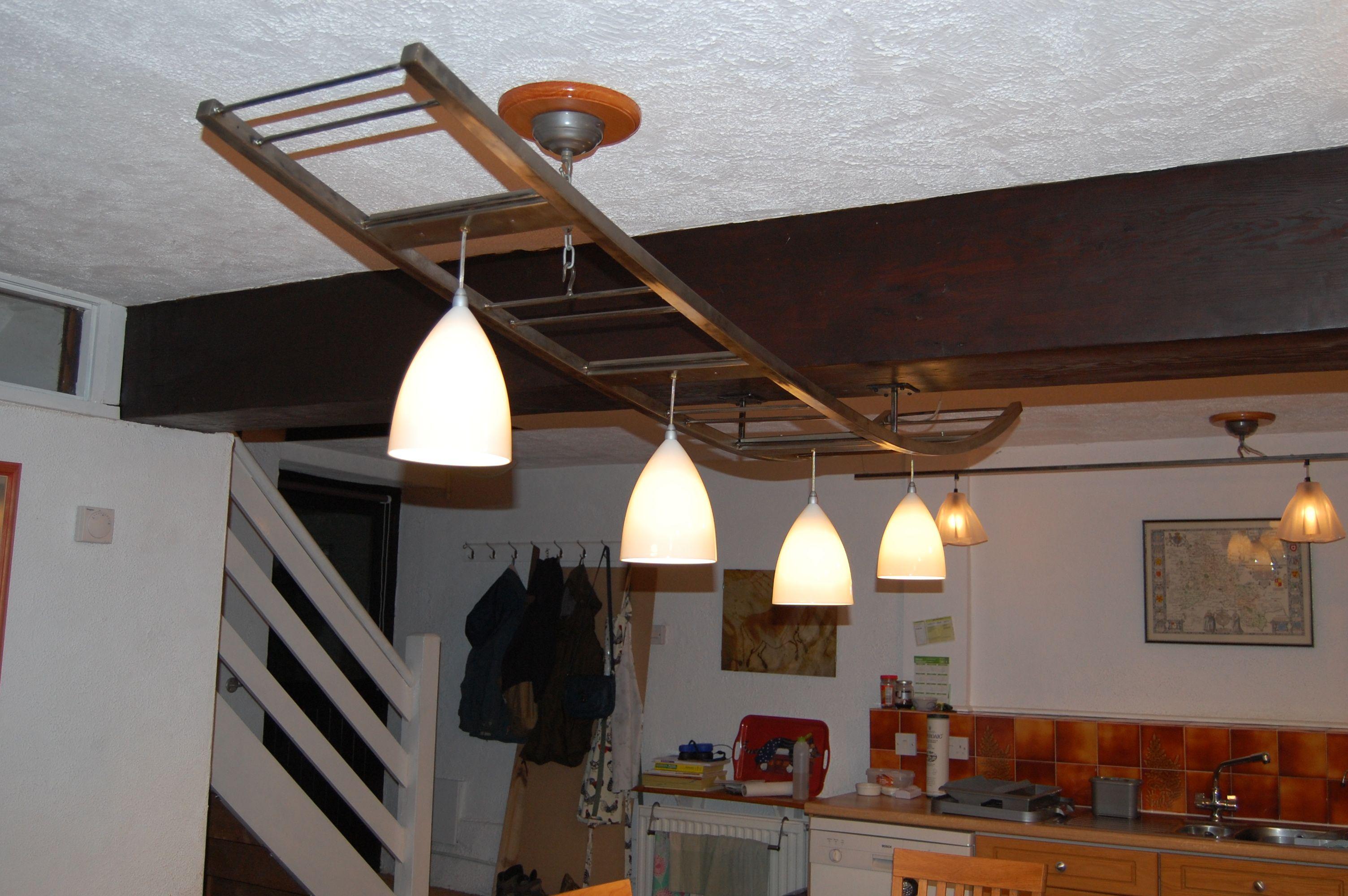 Exhibition lighting Dorchester Arts an example of bining a zero