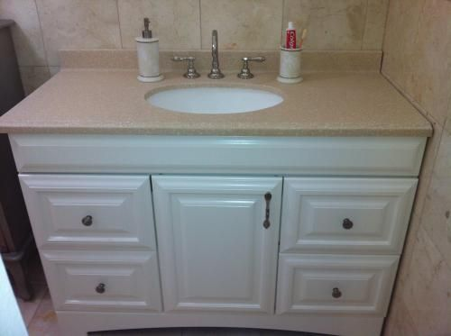 St Paul Providence 48 062 In W X 21 75 D 34 25 H Vanity Cabinet Only White Prsd4821com At The Home Depot