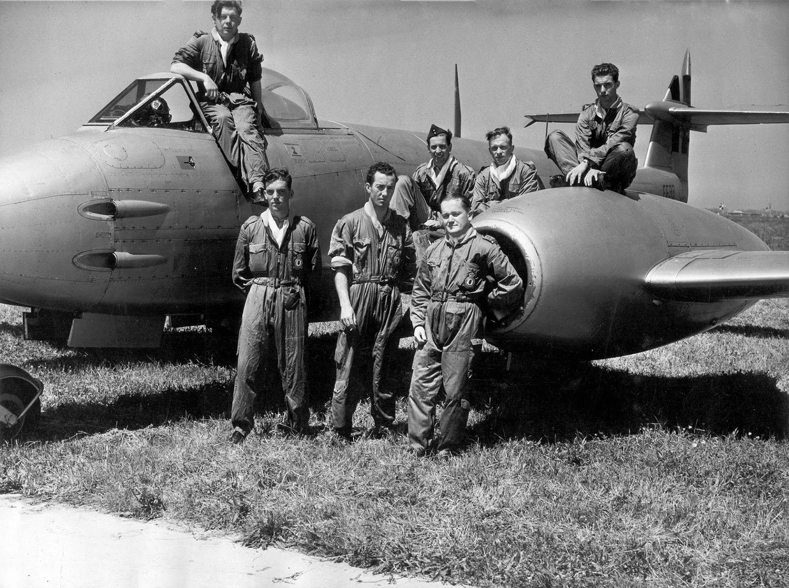 """""""When Harry met the Meteor"""" HK Models Meteor F.4 build in ..."""