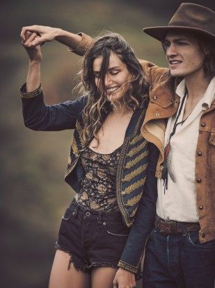 Free People S/S '16 look book