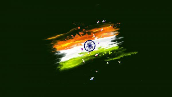 Country Flags With High Quality Photo Of Indian Flag Or Tiranga For Wallpaper Hd Wallpapers Wallpapers Download High Resolution Wallpapers In 2021 Indian Flag Photos Indian Flag Wallpaper Indian Flag Images