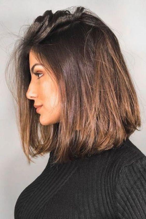14++ Cortes de pelo por los hombros mujer ideas in 2021
