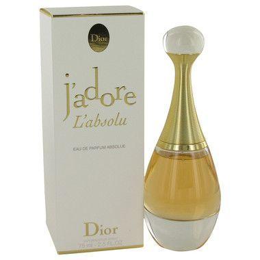 Jadore L'absolu by Christian Dior Eau De Parfum Spray 2.5 oz