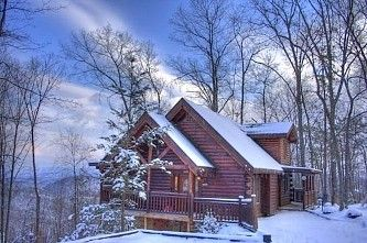 Rocky Mountain Cabin Rentals Tennessee