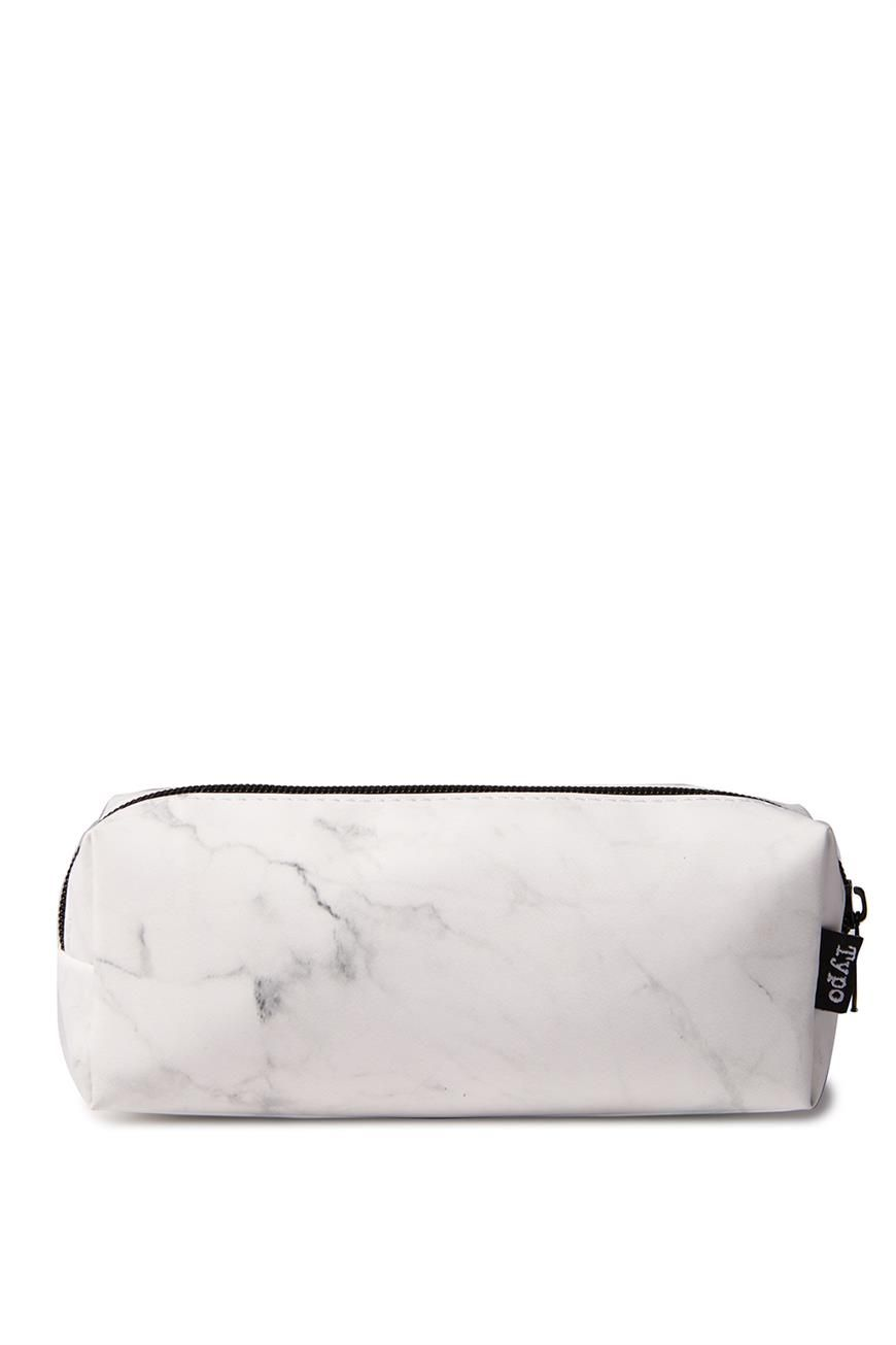 This Faux Leather Pencil Case Will Add Some Style To Your