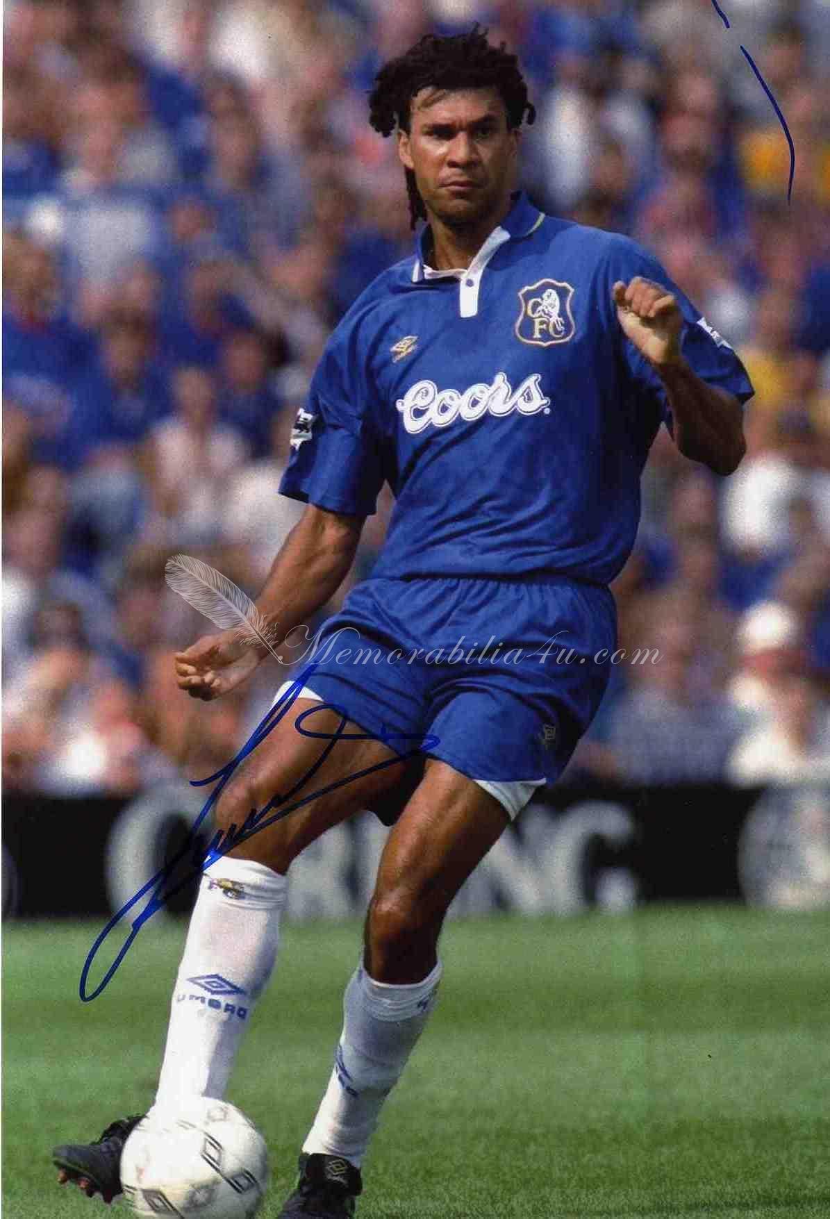 Ruud Gullit Chelsea FC …