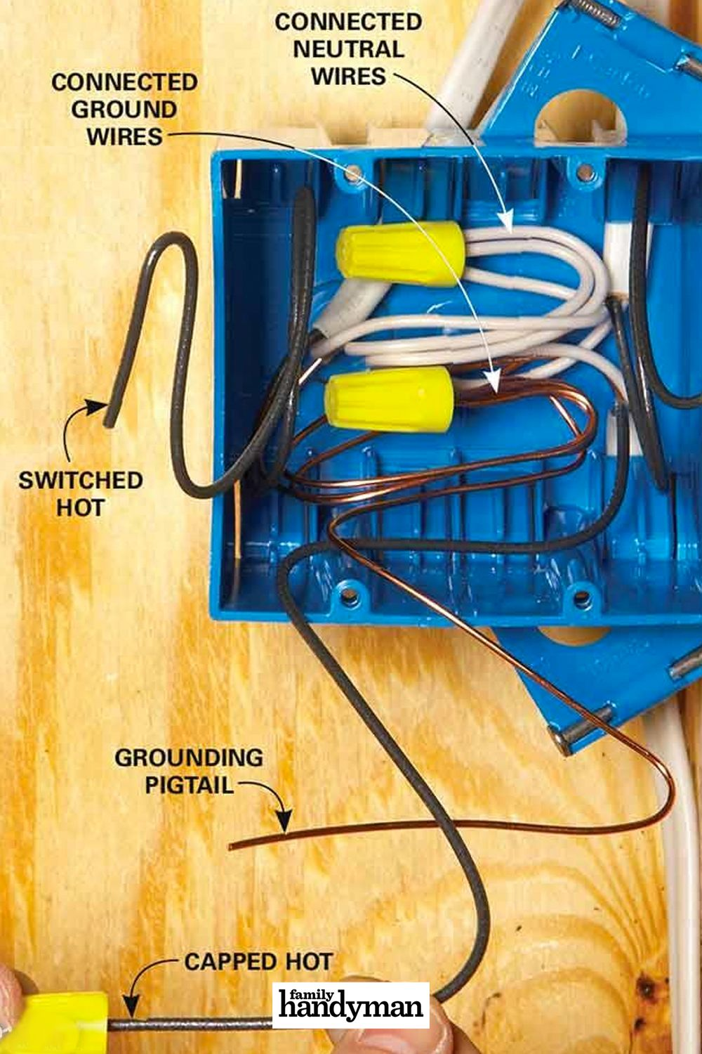12 Tips For Easier Home Electrical Wiring In 2020 Home Electrical Wiring Diy Electrical Electrical Wiring