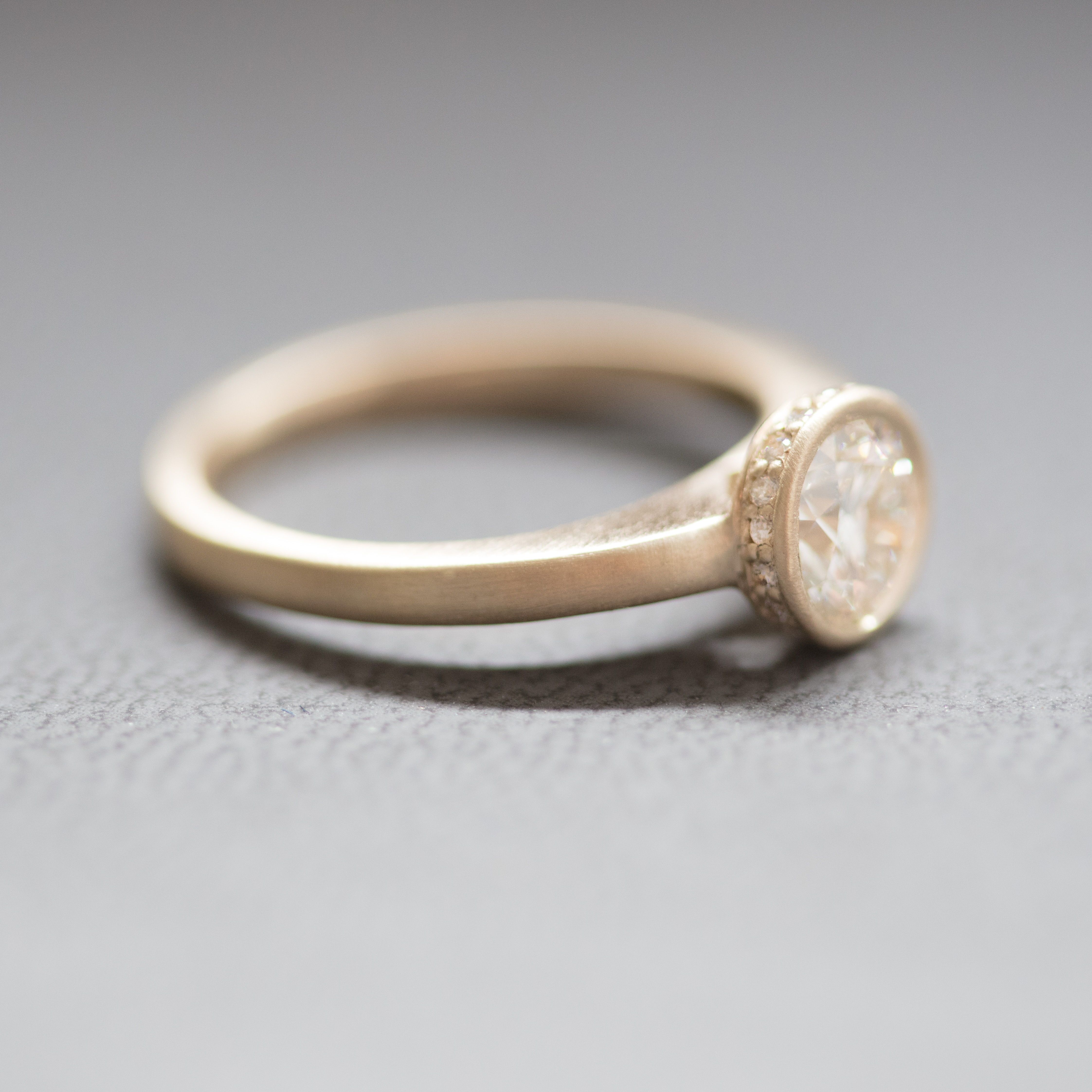 Rebecca Overmann Diamonds Unique And Elegant Engagement Rings All