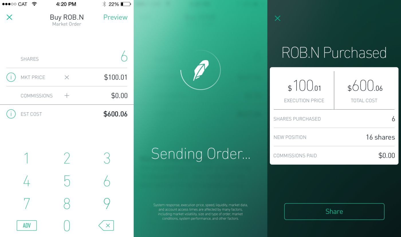 Stock Trading App RobinHood Kicks Off
