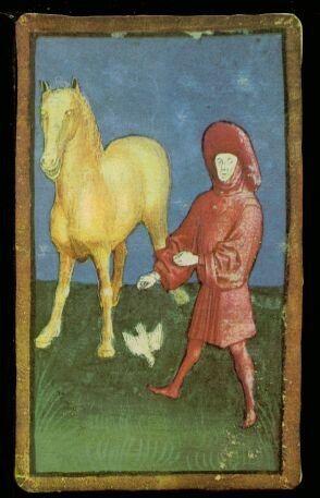 Средневековые игральные карты | 281 фотография