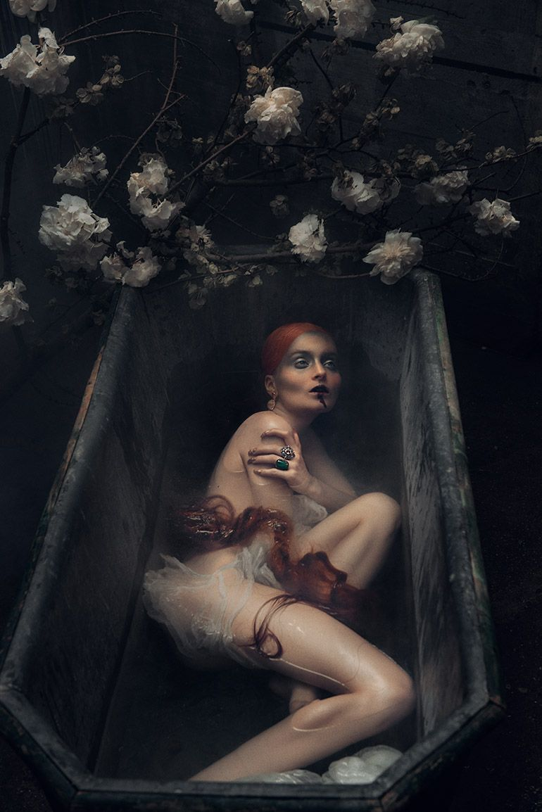 Tomorrows Journal, Photographer Signe Vilstrup, 2014