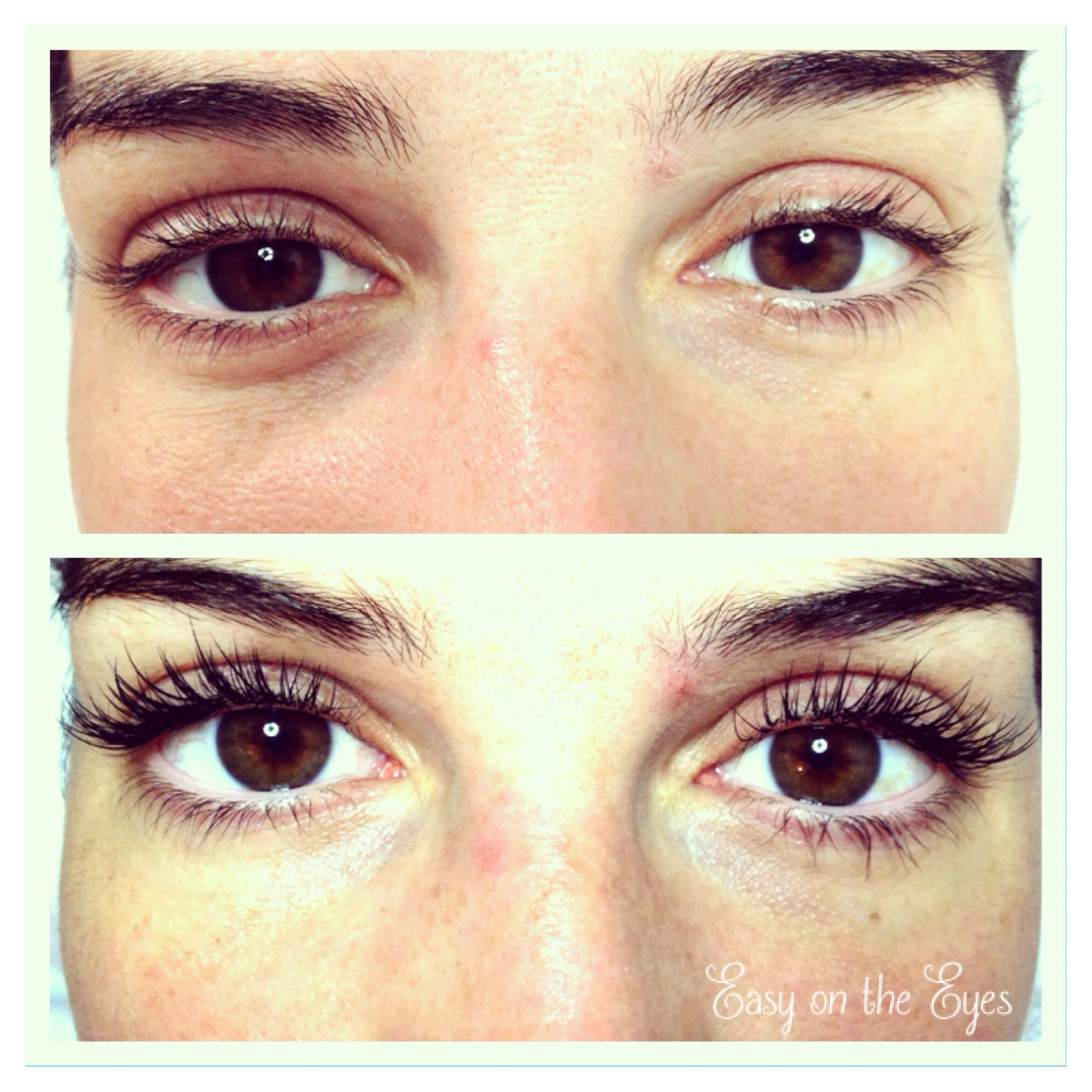 Eyelash extensions before and after naturalbeautytips