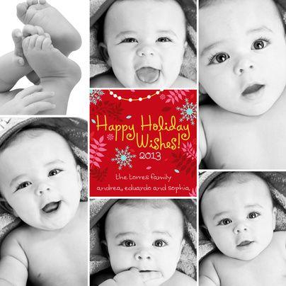 Symbol Squares - simplytoimpress.com #baby #christmas #christmascards #holidaycards #holidays #babysfirstchristmas #simplytoimpress