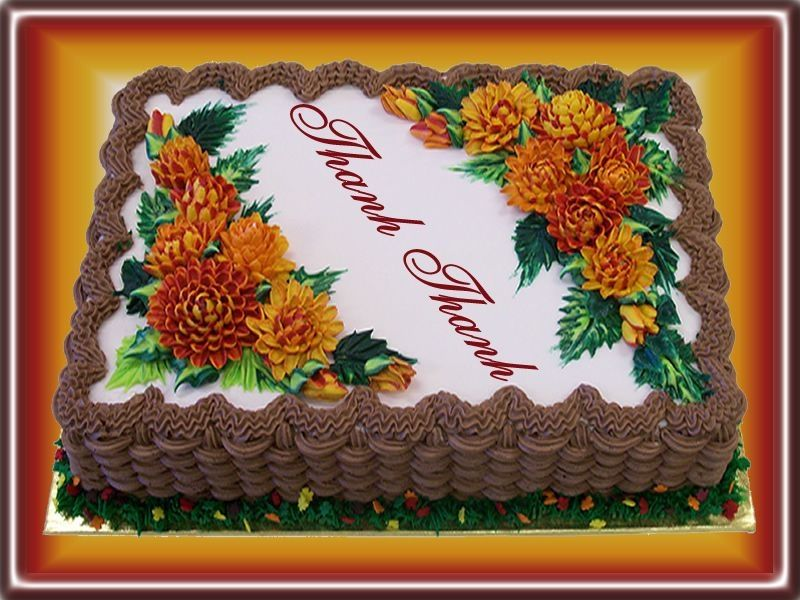 Tt S Autumn 21 With Images Thanksgiving Cakes Sheet Cake
