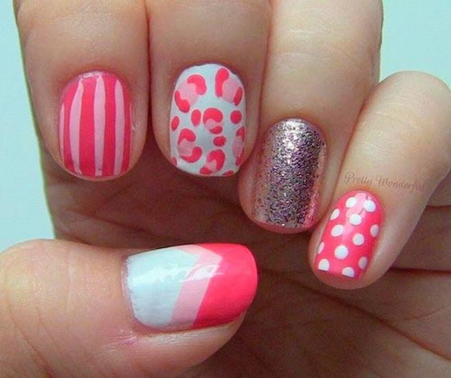 Mismatched nail design techniques nail design tips nailed it mismatched nail design techniques nail design tips prinsesfo Images