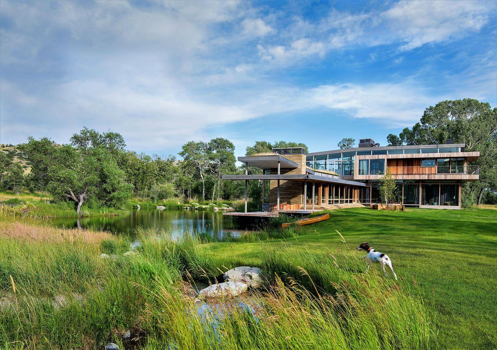 8 4 8 500 000 3 Bedrooms 3 5 Bathrooms 3 800 Sq Ft 1 261 Acres High Alpine Ranch Big Big Timber Big Timber Montana Landscape Contractor