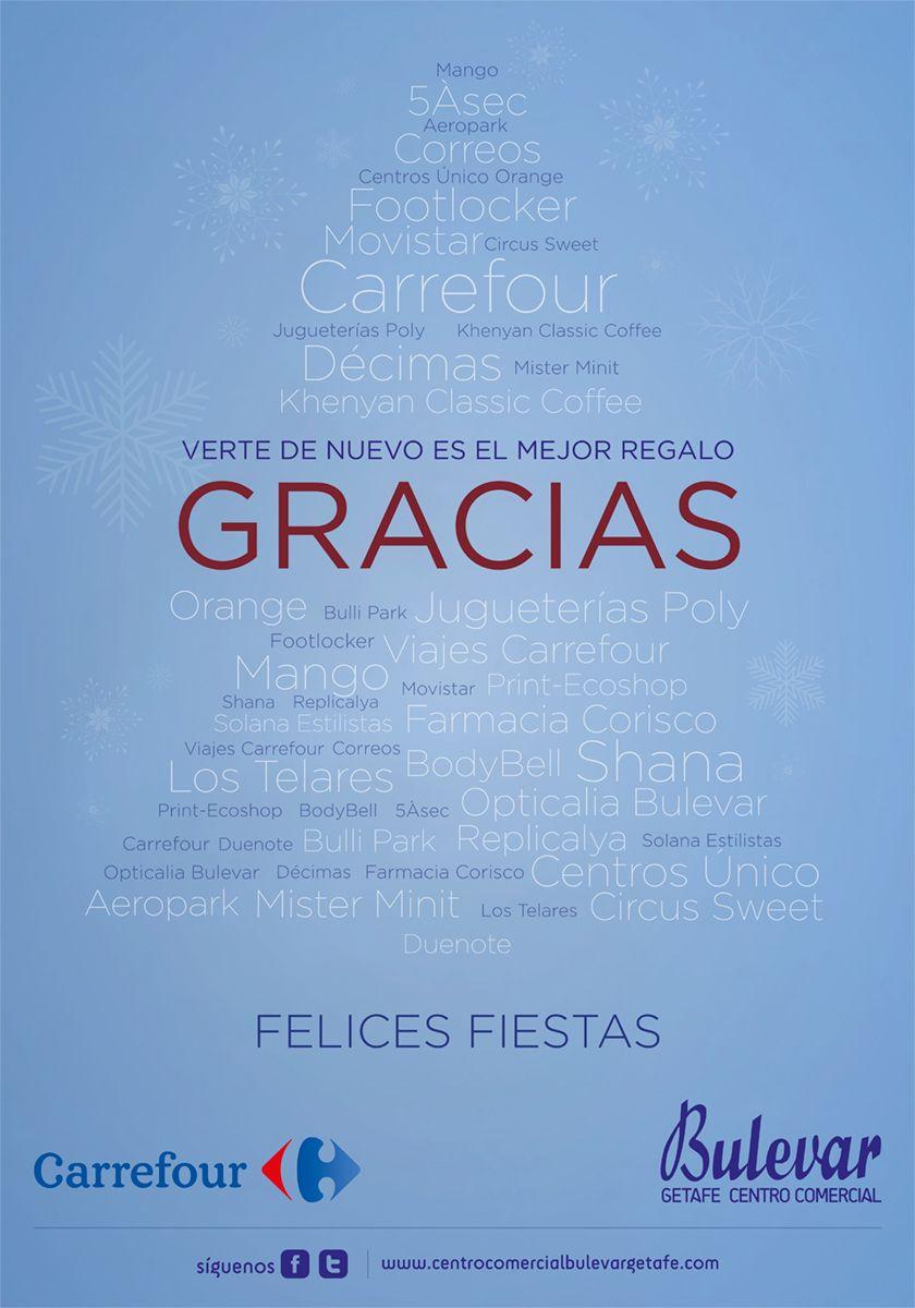 Campana De Navidad C C Bulevar Getafe Madrid Campanas De