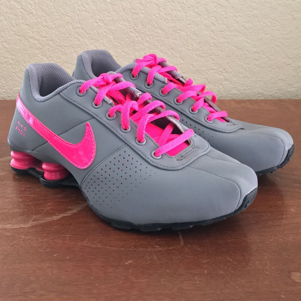 1d297169ba9059 ... store nike shox deliver pnt girls running shoes 6.5 youth 616542 062 nike  athletic f0d2d 5bbe5