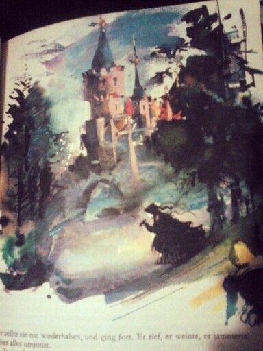 Jorinde Und Joringel Fairy Tale Crafts Pinterest Environment