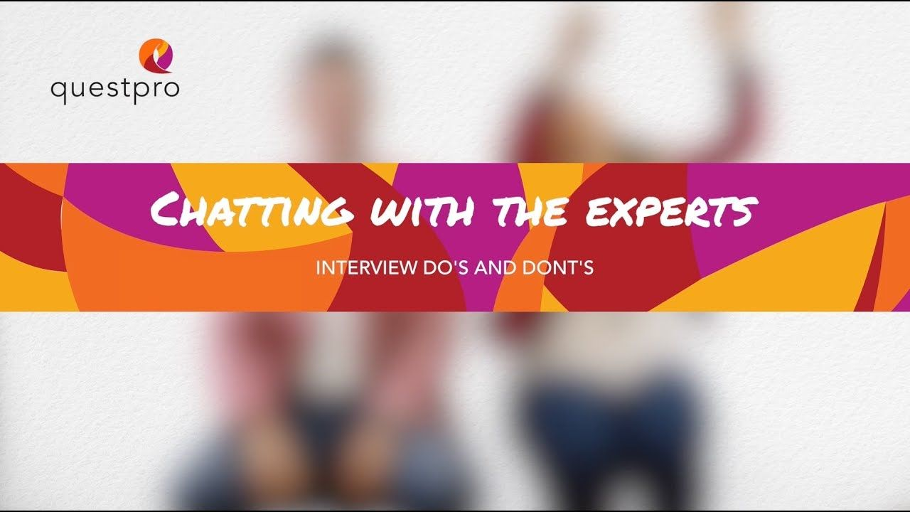 How should you prepare for an interview? Let Questpro help