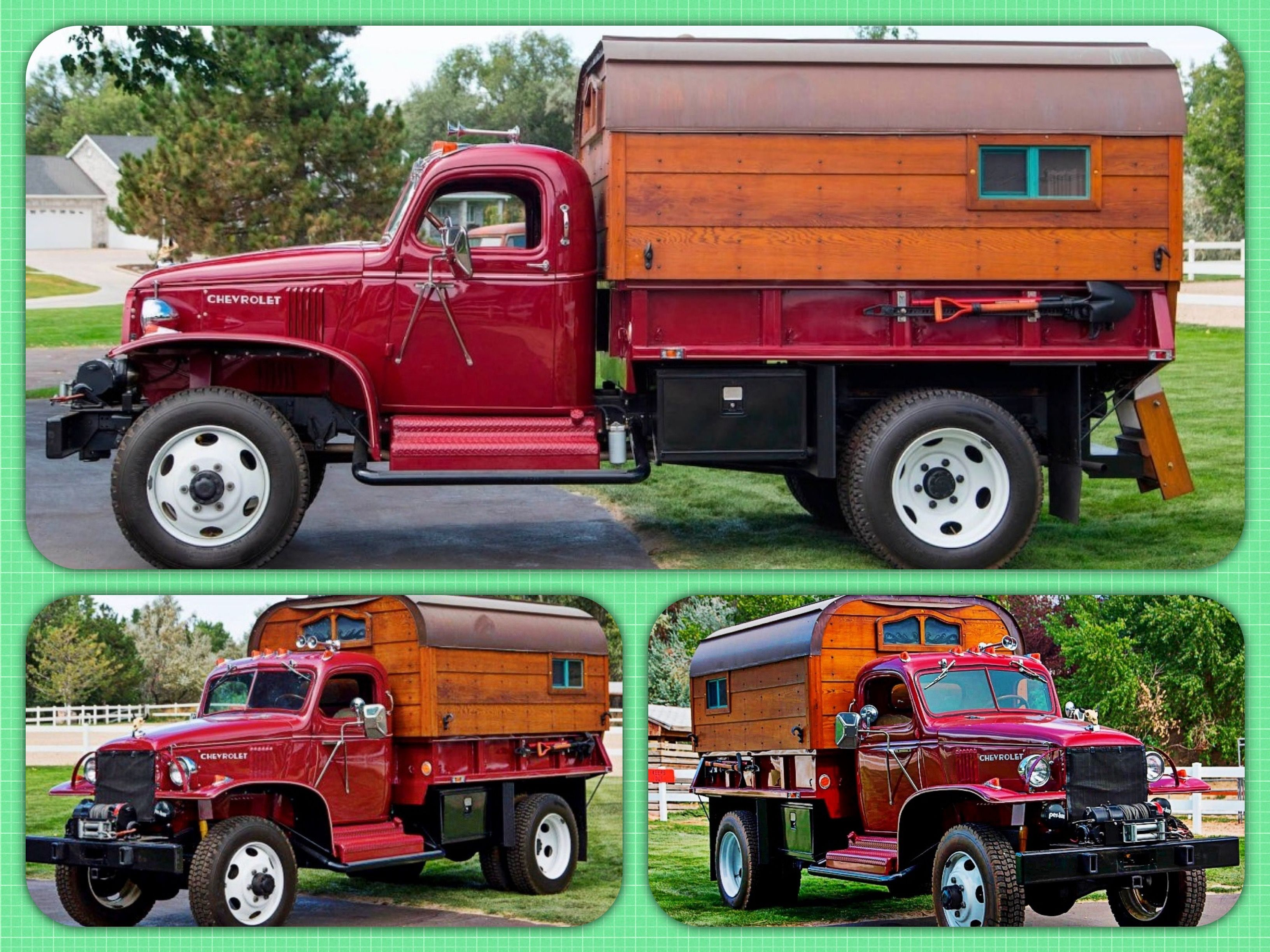 Dodge Ram Monster Truck 4x4 Overland Expedition Camper Cummins