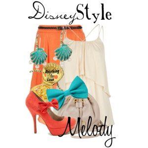 Disney Style : Melody