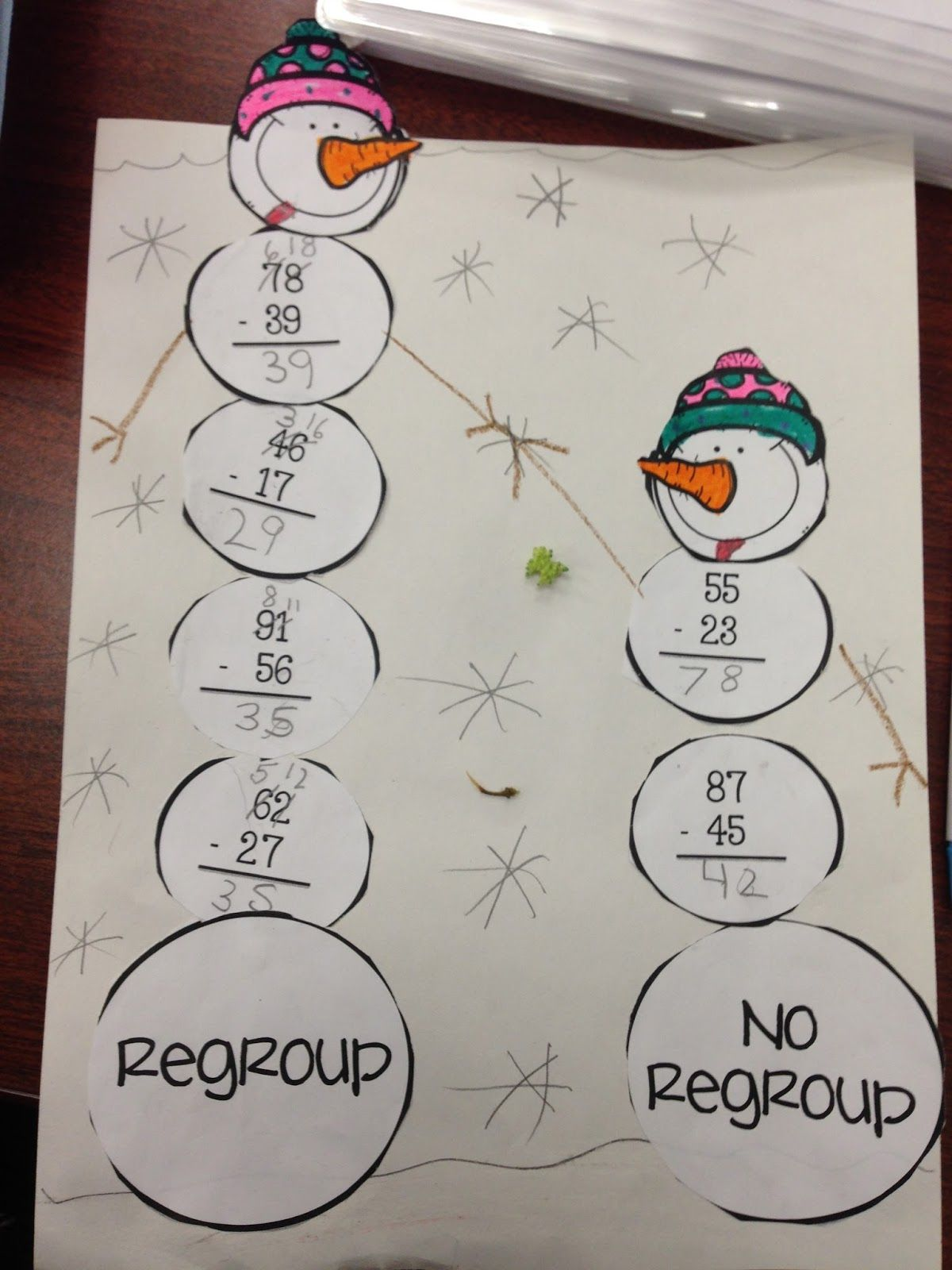 Winter Activities And 2 Freebies Math Crafts Winter Math Activities Christmas Math [ 1600 x 1200 Pixel ]
