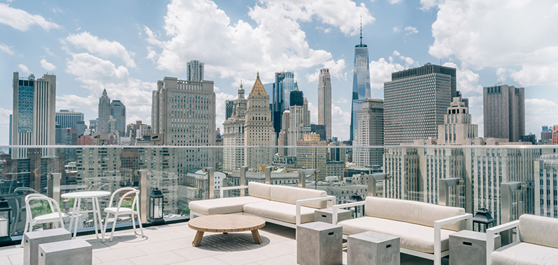 Best Rooftop Bars in Brooklyn and New York City | Rooftop ...