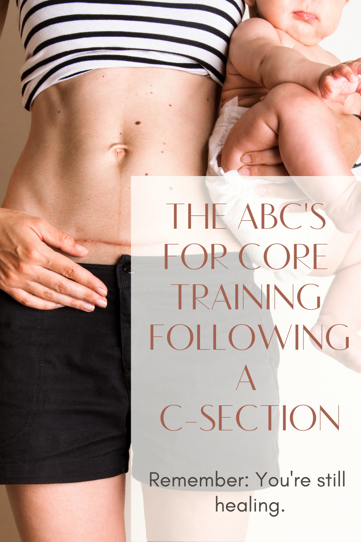 Pin by Brittany Martz on C-section exercise in 2020 (With ...