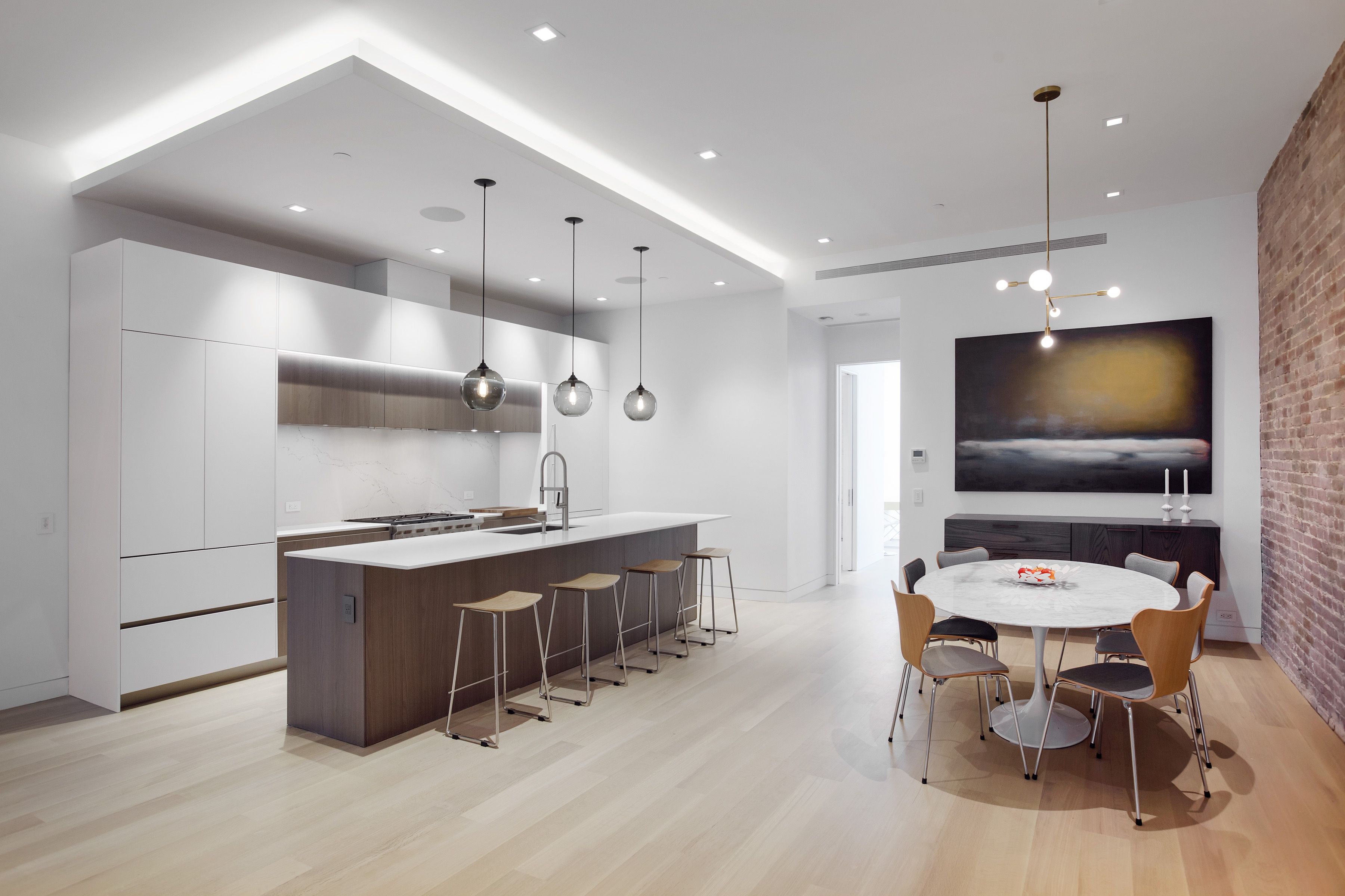This Superior High Gloss Kitchen Inspires Us Design Your Home