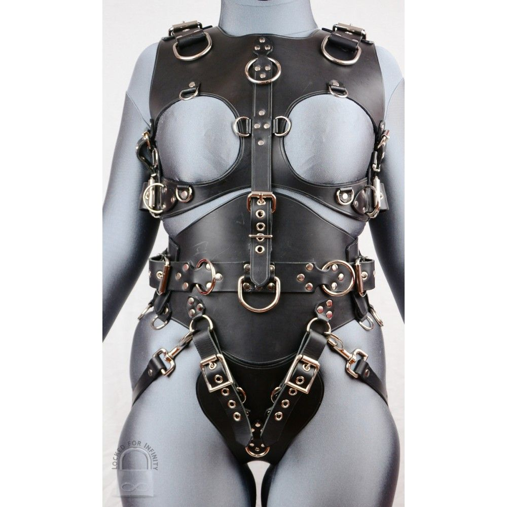 The Harness Is Based On The Iconic Jg Leathers Creature Harness It Has Been Developed And Refined Over Many Years Which Has Led To It Being The Best And