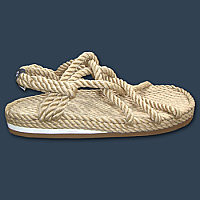 The Coolest Most Comfortable Sandals I Have Ever Owned They Are Called Nomadic State Of Mind Rope Sandals Most Comfortable Sandals Me Too Shoes