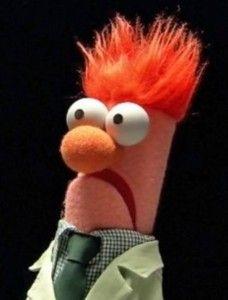 Muppetshow Figuren