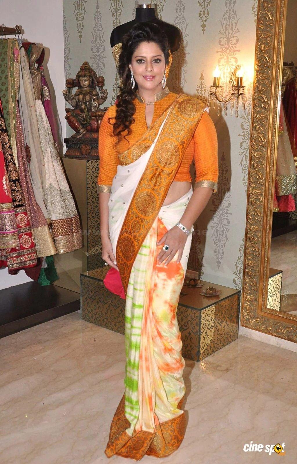 Pin by Shivay on Saree | Beautiful indian actress, Indian ...