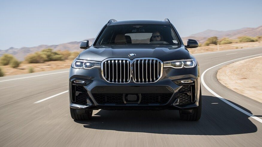 Review What To Know About The 2019 Bmw X7 Luxury Suv Bmw X7 Bmw Luxury Suv