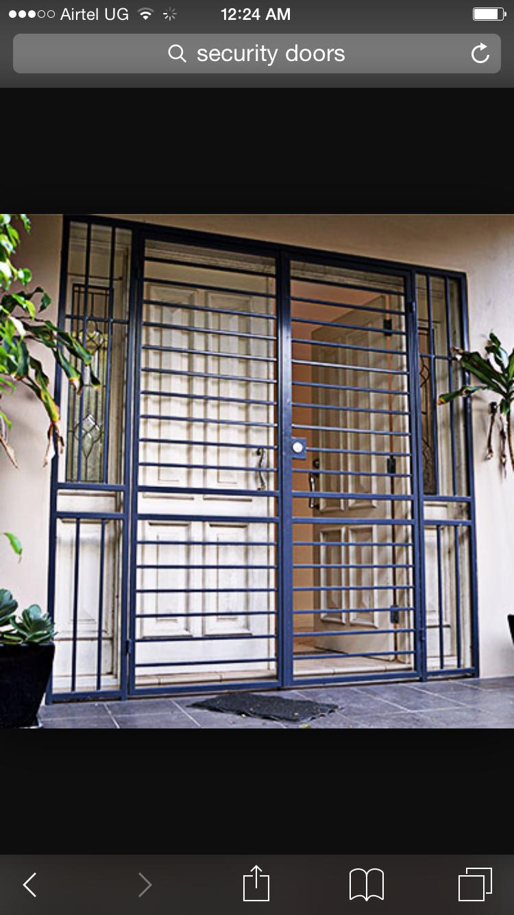Pin by Shifa Kaddu on Burglar proofing | Pinterest | Security doors ...