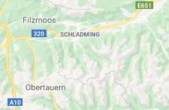 Dachstein Karte.Karte Von Schladming Schladming Dachstein Planai Landschaften