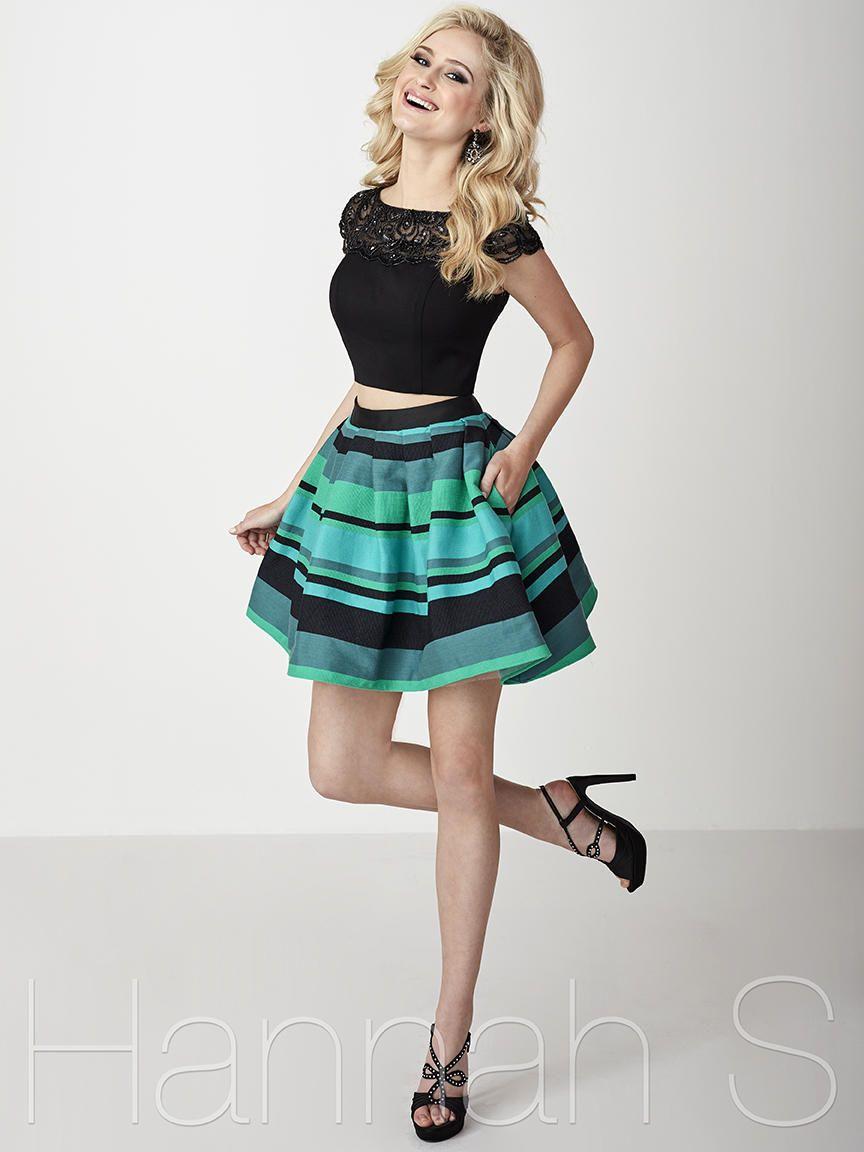 Hannah s satin pc short dress with pockets dresses
