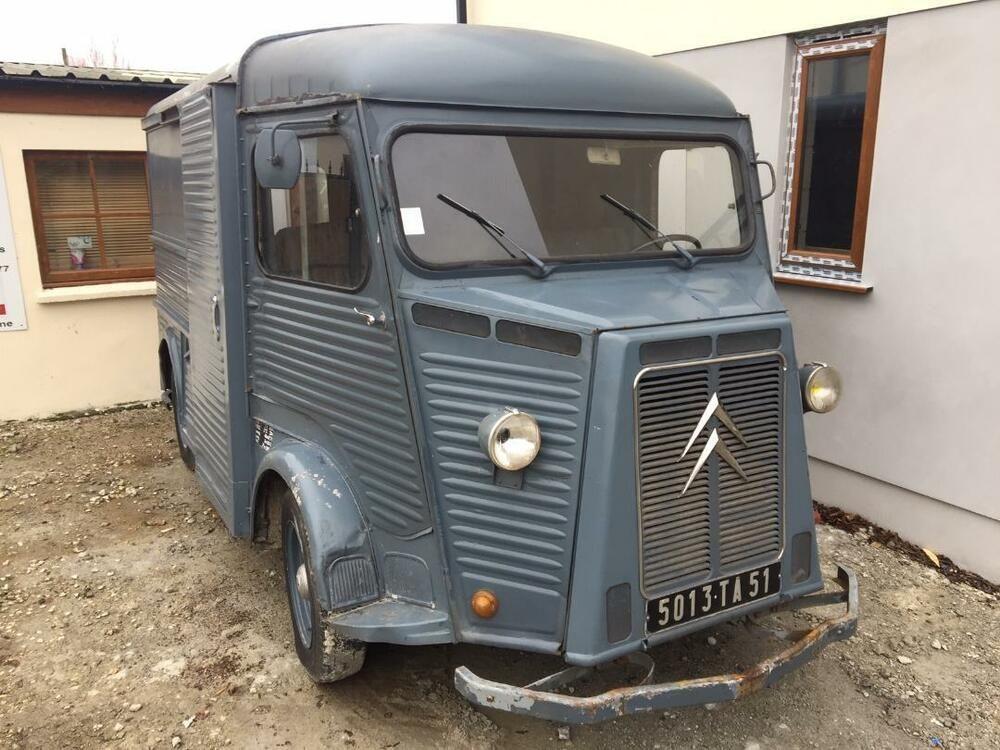 Ebay Citroen Hy Van Swb Petrol 1964 Van In The Uk Available To View Renault 4 Citroen 1960s Cars
