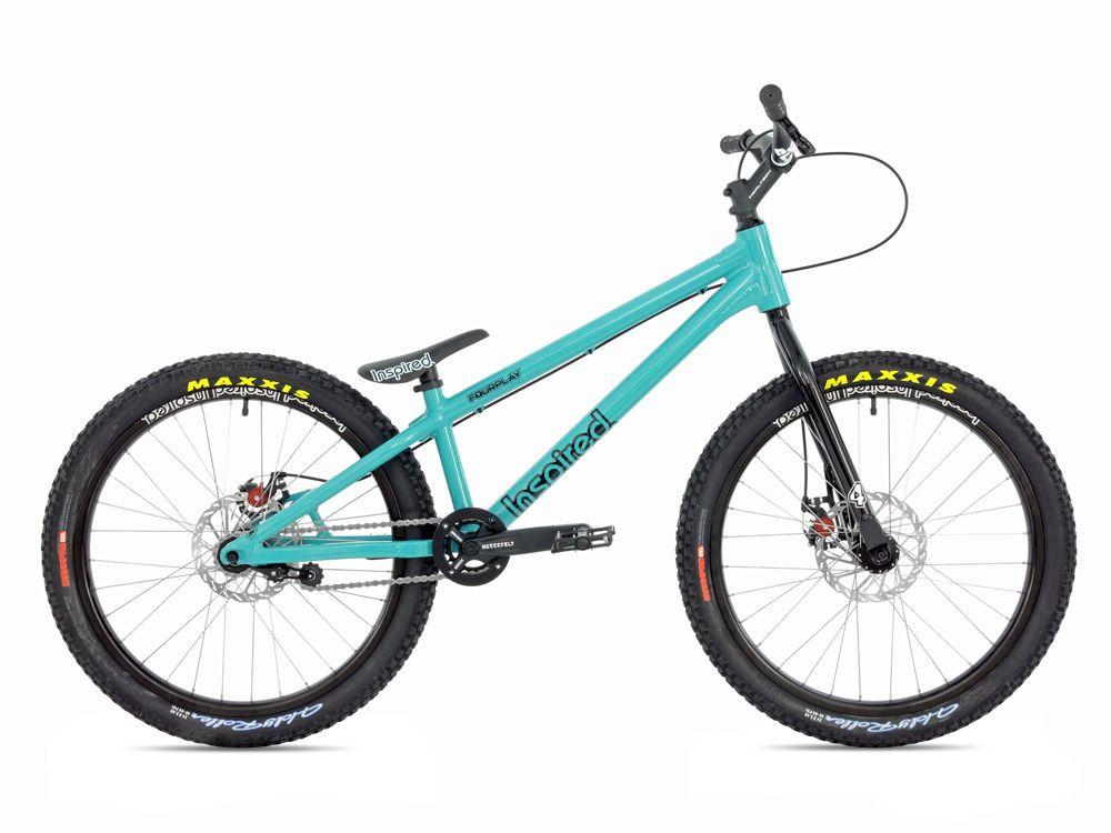 Inspired Bicycles Uk Fourplay Fuse 24 2015 Trial Bike Bike