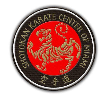 Shotokan Karate Patch