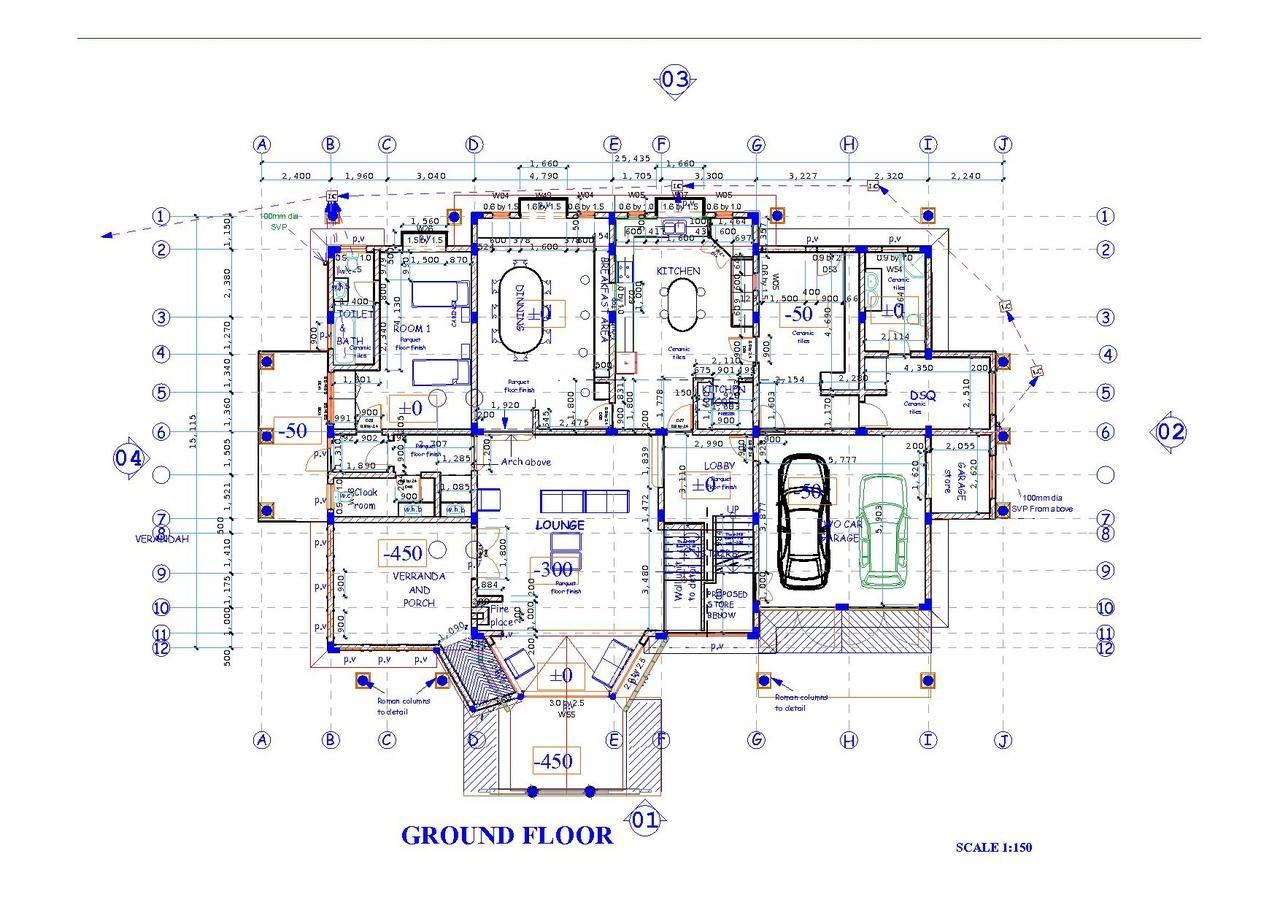 House Blueprints And Plans House Blueprints House Floor Plans