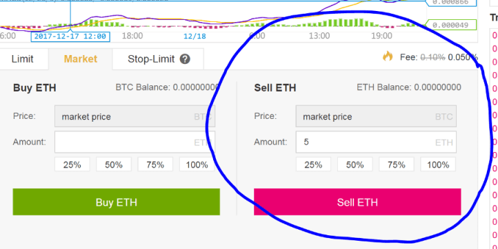 How to sell ethereum on binance to buy bitcoin btc cryptocurrency how to sell ethereum on binance to buy bitcoin btc ccuart Image collections