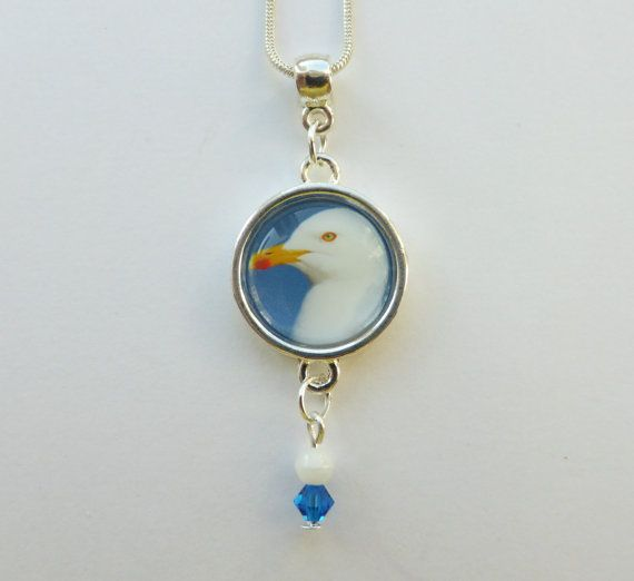 Seagull pendant seagull necklace seagull bead drop by larryware seagull pendant seagull necklace seagull bead drop by larryware 1100 mozeypictures Gallery