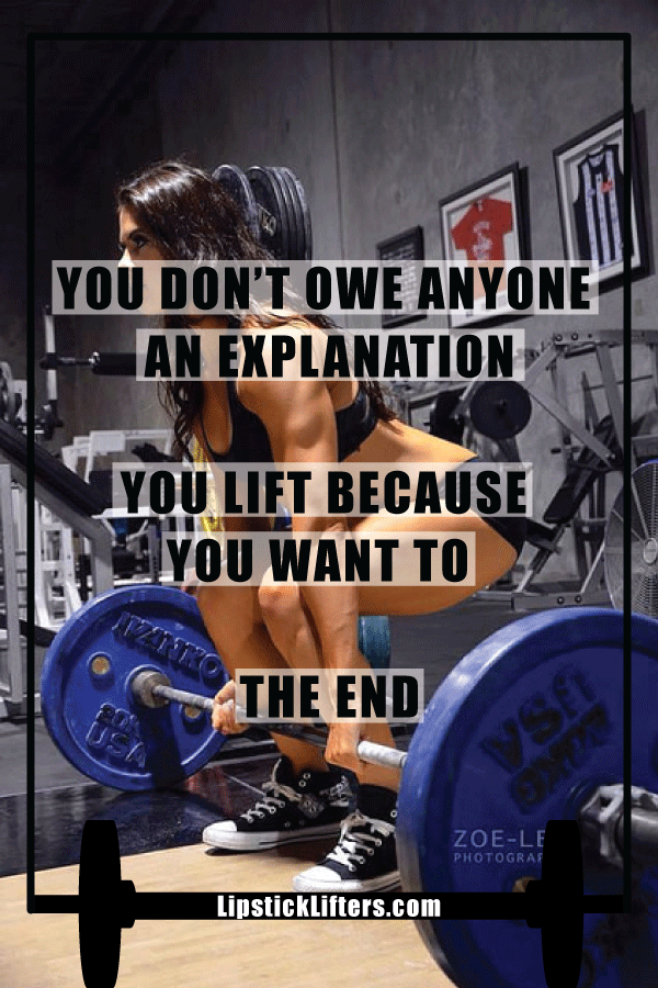 Pin on weight lifting